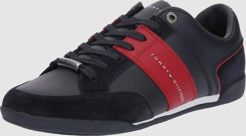 TOMMY HILFIGER Sneaker Low mit Label-Prägung