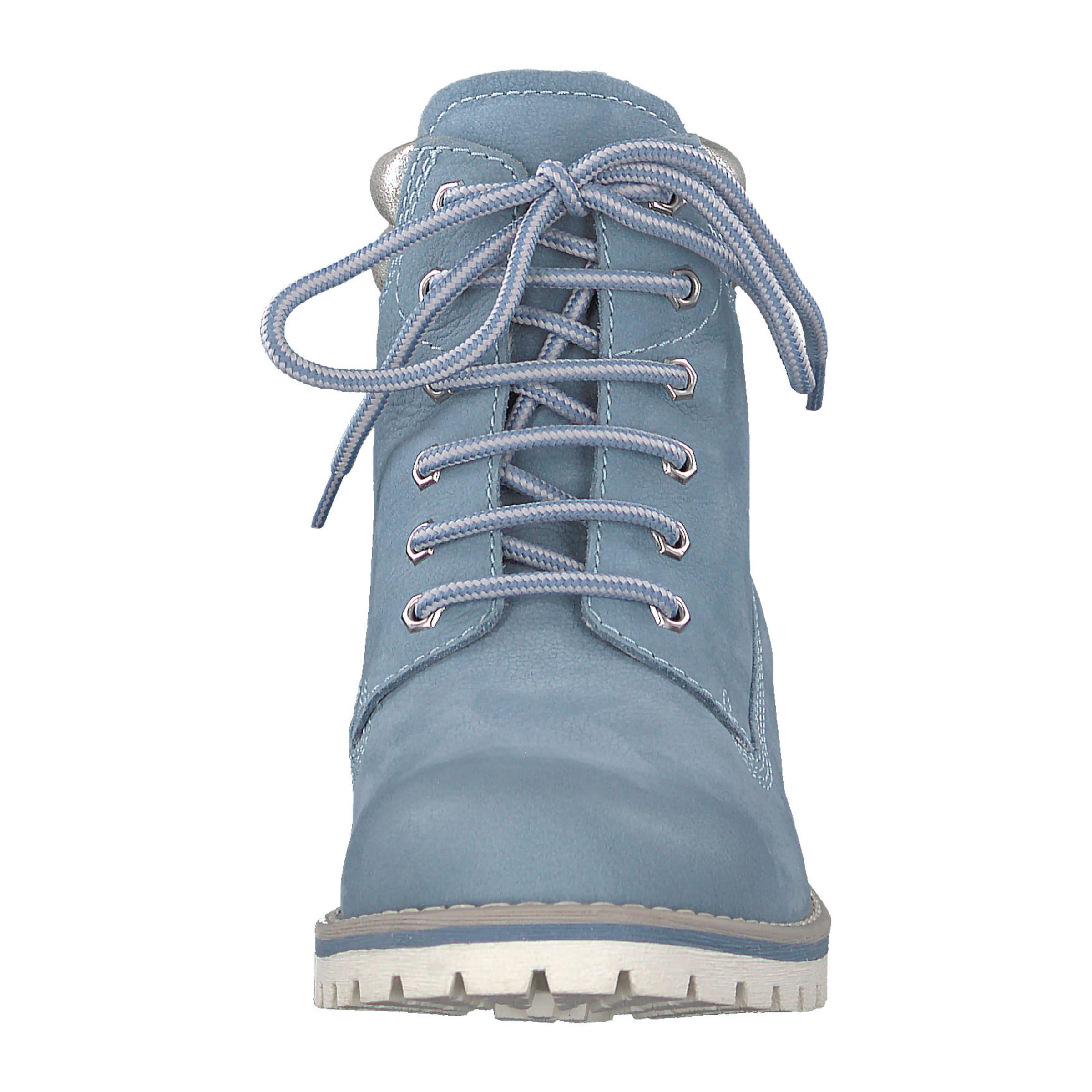 MARCO TOZZI Stiefeletten sonstiges Leder, sonstiges Stiefeletten Material Wilde Freizeitschuhe 820919