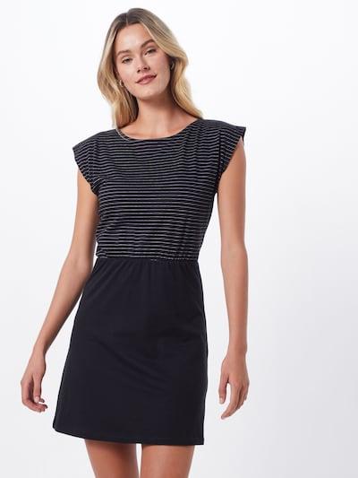 Forvert Kleid 'Hannah' in schwarz / weiß, Modelansicht