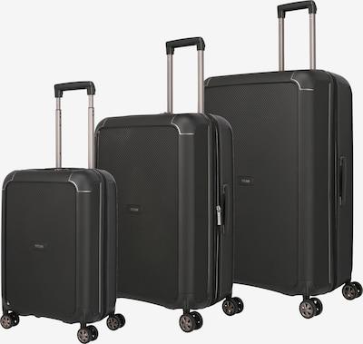 TITAN Kofferset in schwarz, Produktansicht