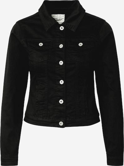 Hailys Jacke 'Enny' in black denim, Produktansicht