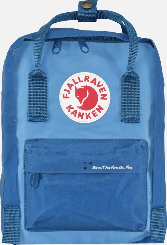 Fjällräven Save the Arctic Fox Kånken Mini Rucksack 29 cm