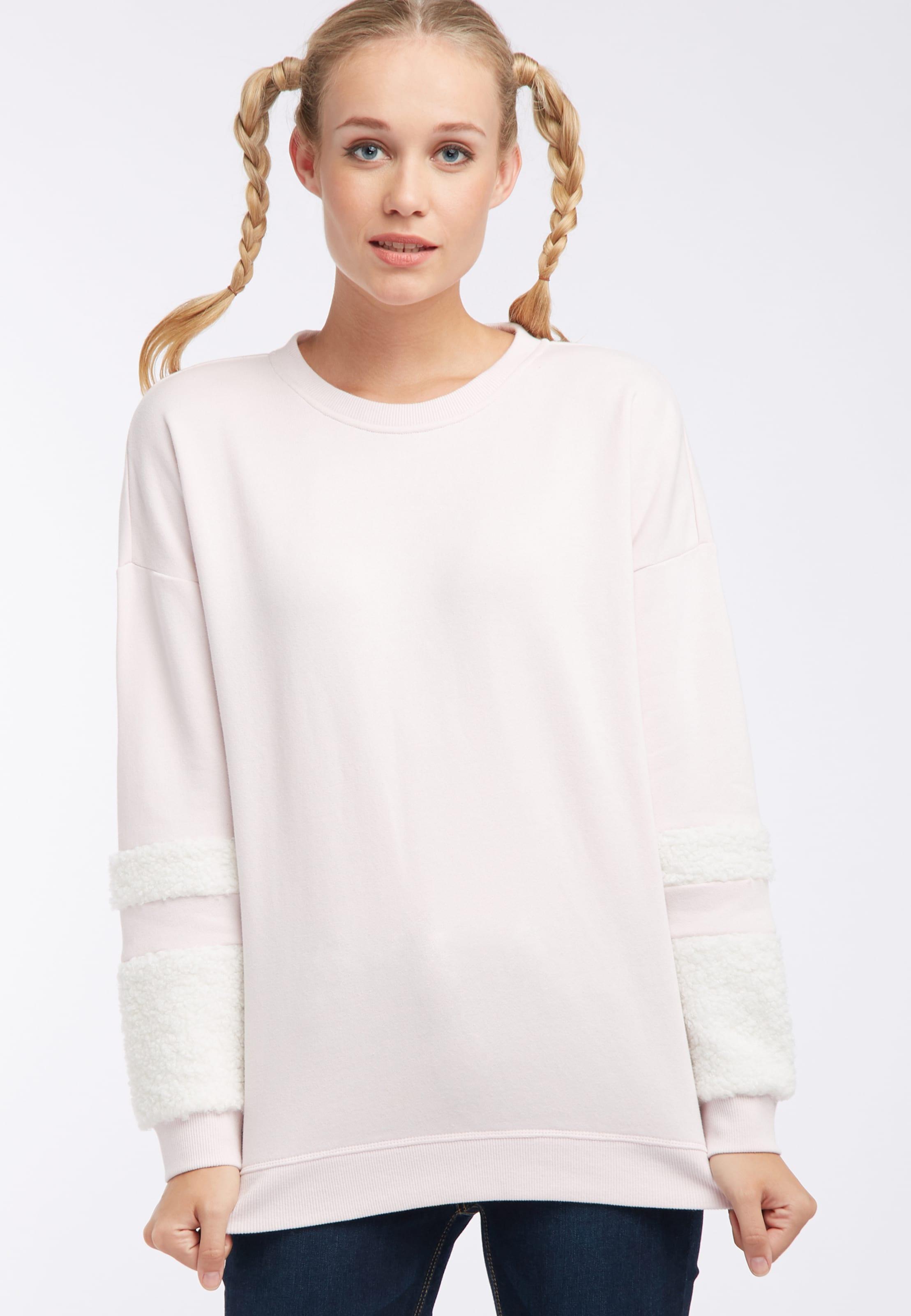 shirt shirt Mymo Mymo Mymo CrèmeRose CrèmeRose Sweat En Sweat En shirt Sweat En EDHW2I9