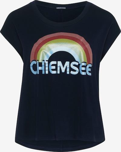 Tricou funcțional CHIEMSEE pe albastru noapte, Vizualizare produs