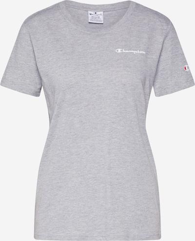Champion Authentic Athletic Apparel T-shirt en gris, Vue avec produit