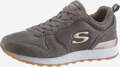 SKECHERS Sneaker Low 'Goldn gurl' in taupe, Produktansicht