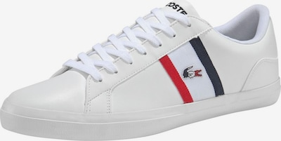 LACOSTE Sneakers laag 'Lerond Tri1 Cma' in de kleur Wit, Productweergave