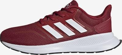 ADIDAS PERFORMANCE Schuhe 'Runfalcon' in rubinrot / weiß, Produktansicht