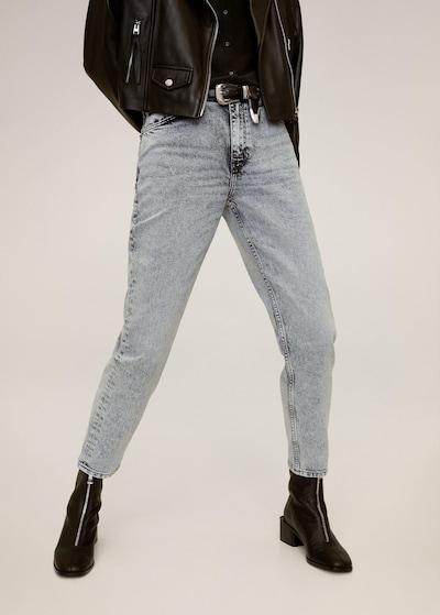 MANGO Jeans in hellgrau, Modelansicht