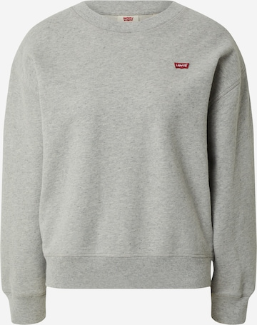 Sweat-shirt LEVI'S en gris