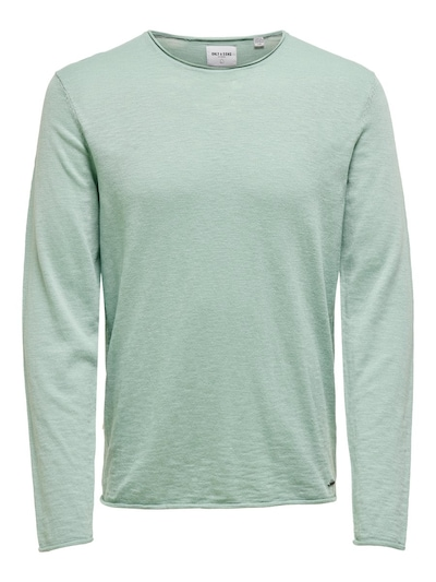 Only & Sons Longsleeve in mint, Produktansicht
