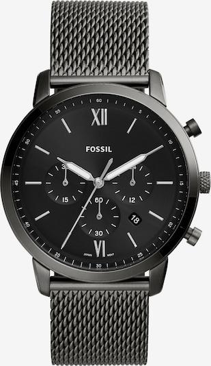 FOSSIL Uhr in grau, Produktansicht