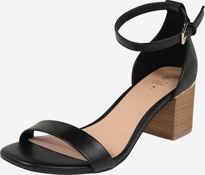 CALL IT SPRING Sandale 'MAKENZIE' in schwarz, Produktansicht