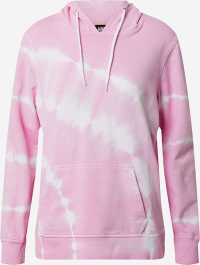 Urban Classics Sweatshirt 'Tie Dye' in pink, Item view