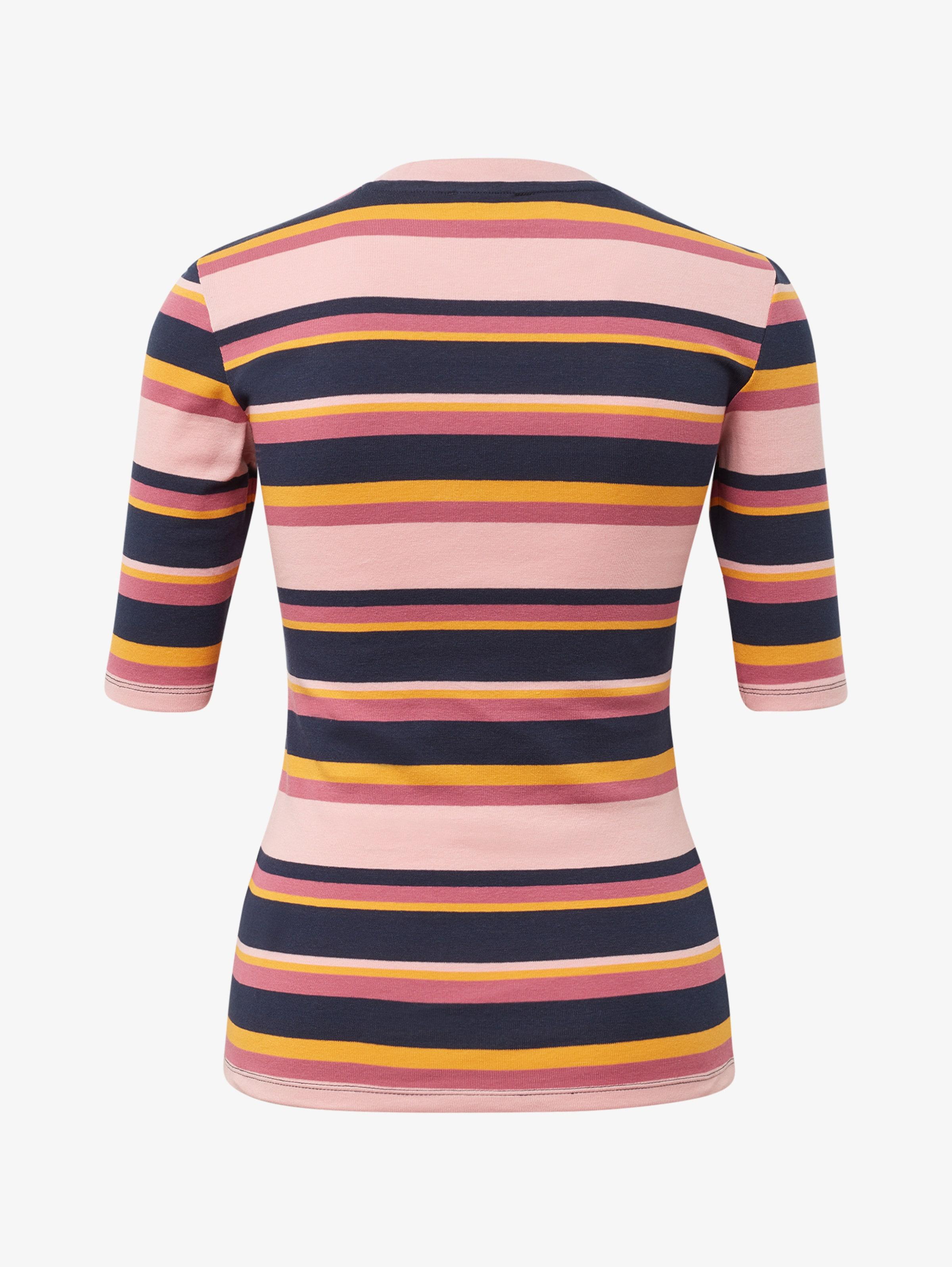 Tom BlauGelb T Tailor shirt In Altrosa Denim WD29IEH