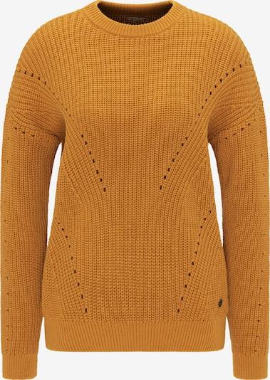 MUSTANG Pullover in gelb, Produktansicht