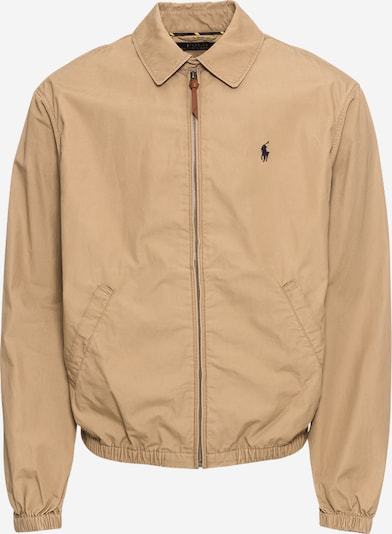 POLO RALPH LAUREN Jacke 'BAYPORT WB-COTTON-JACKET' in beige, Produktansicht