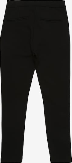 NAME IT Pantalon en noir: Vue de dos