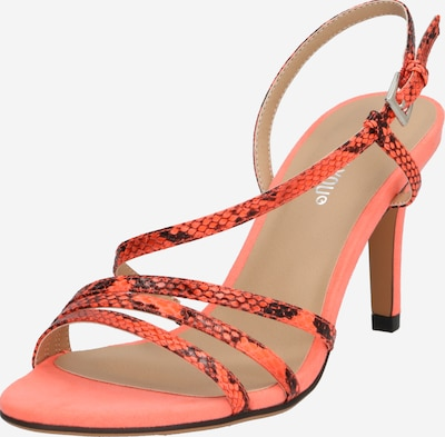 ABOUT YOU Strap sandal 'Yagmur' in Coral, Item view