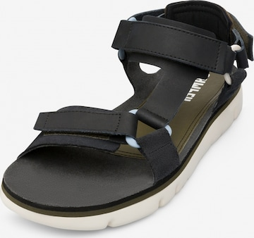 Sandales ' Oruga ' CAMPER en noir