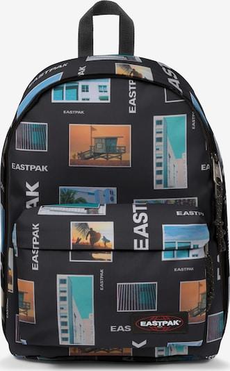 EASTPAK Rucksack in mischfarben / schwarz, Produktansicht