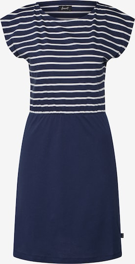 Forvert Kleid 'Manado' in navy / weiß, Produktansicht