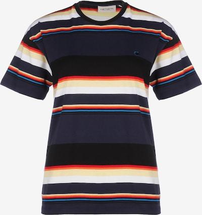 Carhartt WIP T-Shirt ' Sunder W ' in orange / weiß, Produktansicht
