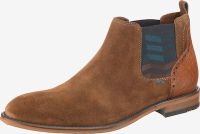 LLOYD Chelsea boots in de kleur Bruin / Gemengde kleuren, Productweergave