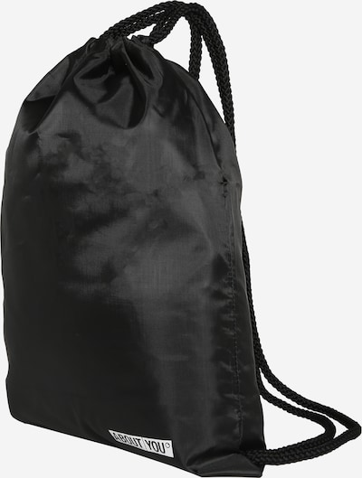 Sportinis krepšys-maišas iš ABOUT YOU , spalva - juoda, Prekių apžvalga