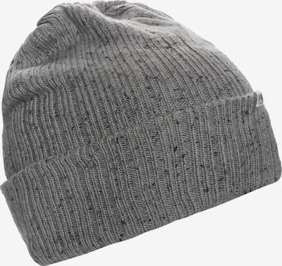 UNDER ARMOUR Beanie 'Boyfriend' in grau / schwarz, Produktansicht