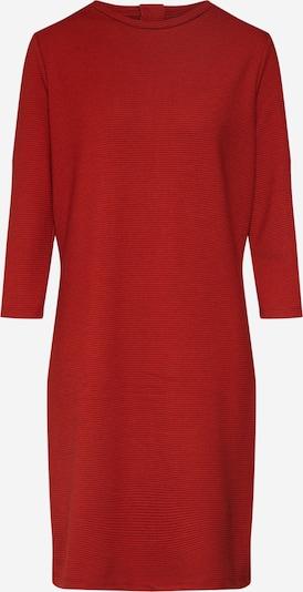 Sublevel Kleid in rostrot / orangerot, Produktansicht