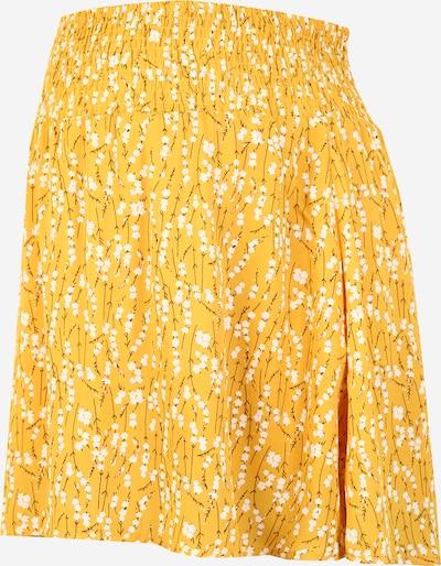 MAMALICIOUS Rock in gelb / weiß, Produktansicht