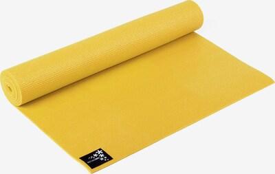 YOGISTAR.COM Yogamatte in gelb, Produktansicht
