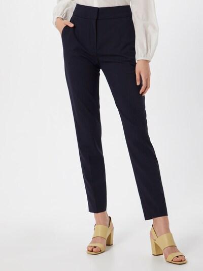 HUGO Pantalon in de kleur Navy, Modelweergave