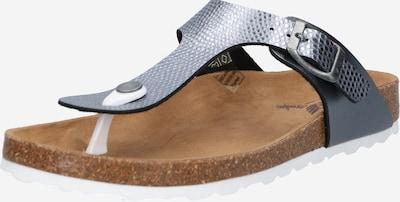 Fritzi aus Preußen Séparateur d'orteils 'Sanna' en gris argenté, Vue avec produit
