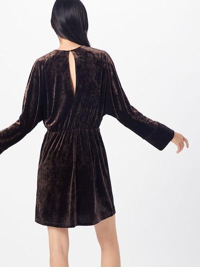 Samsoe Samsoe Obleka 'Silja' | črna barva: Pogled od zadnje strani