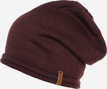 Bonnet 'Leicester Hat' chillouts en rouge