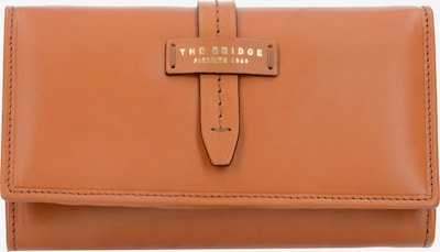 The Bridge Geldbörse 'Florentin' 17 cm in cognac, Produktansicht