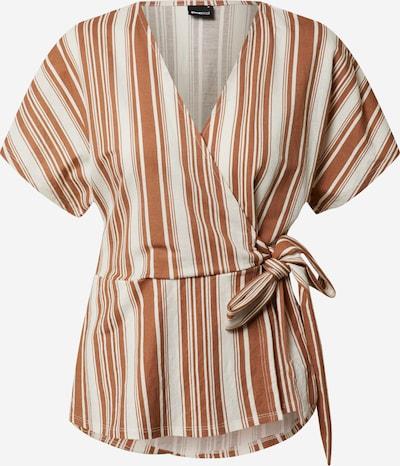 Gina Tricot Shirt 'Wanja' in beige / braun, Produktansicht