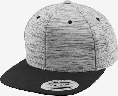 Cappello da baseball Flexfit di colore grigio / nero, Visualizzazione prodotti