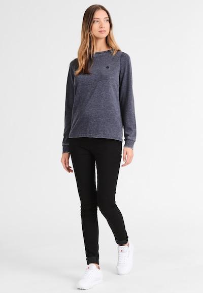 DREIMASTER Damen Pullover in navy, Produktansicht