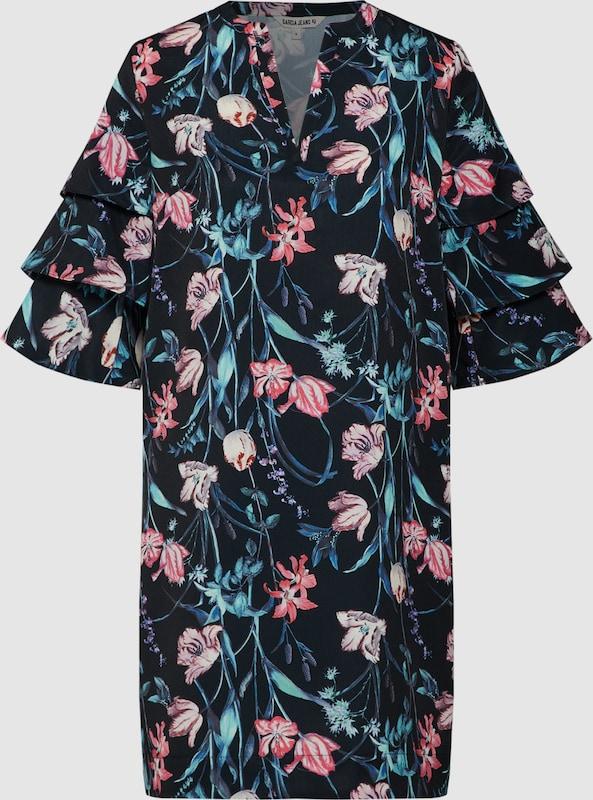 GARCIA Kleid in dunkelblau   mischfarben  Großer Rabatt