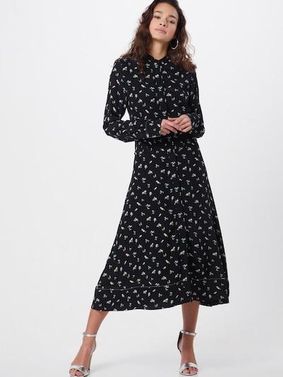IVY & OAK Kleid in schwarz / weiß, Modelansicht