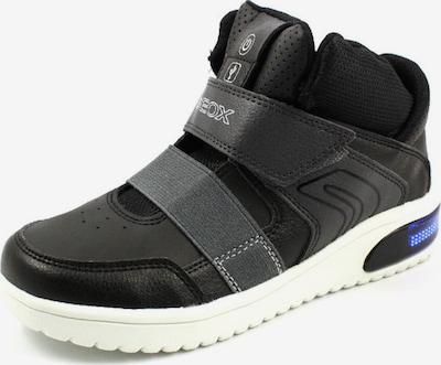 GEOX Kids Sneaker 'XLed' in schwarz, Produktansicht