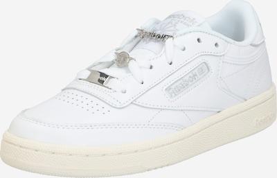 Reebok Classic Sneaker 'Club C 85' in hellgrau / weiß, Produktansicht