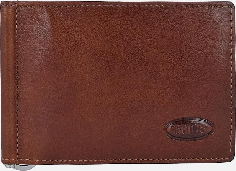 Bric's Monte Rosa Kreditkartenetui RFID Leder 12 cm