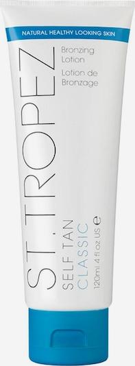 St.Tropez Selbstbräuner 'Self Tan Classic' in blau / schwarz / weiß, Produktansicht