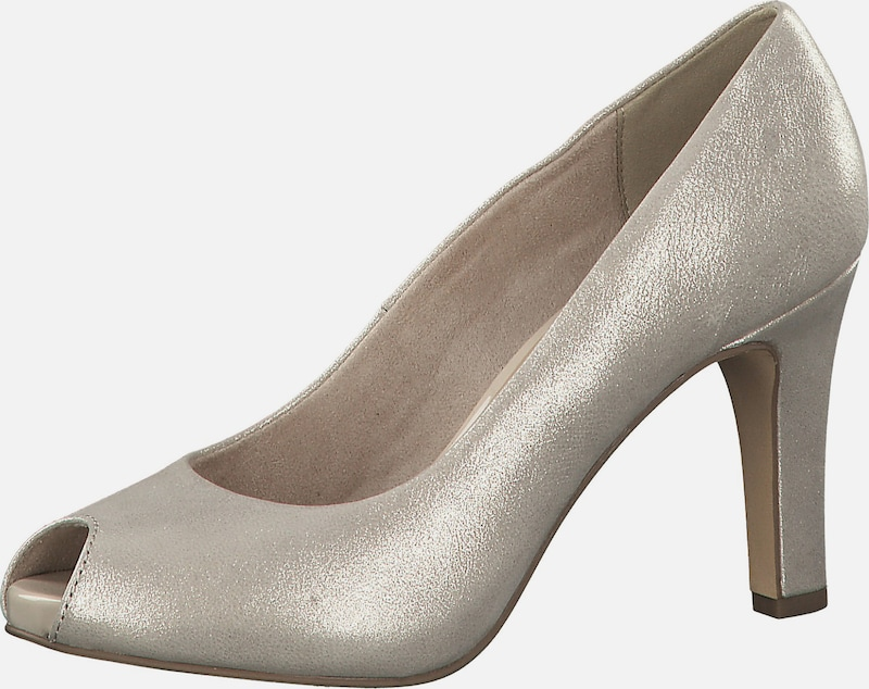 TAMARIS Pumps in gold: Frontalansicht