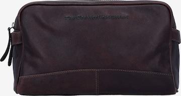 Trousses de toilette 'Stefan' The Chesterfield Brand by Thomas Hayo en marron
