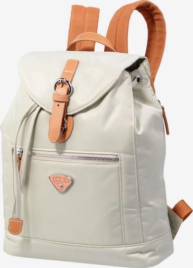 Jump Rucksack 'Riviera City' in beige / apricot, Produktansicht